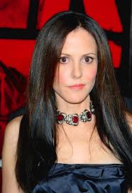mary louise parker as amy gardner the west wing as nancy botwin