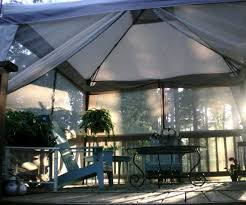 mosquito netting curtains for a diy screen patio but with pvc patio umbrella with screen enclosure