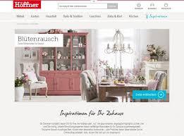 online shop höffner