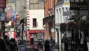 Impressionen Temple Bar Foto Bild Dublin Irland World