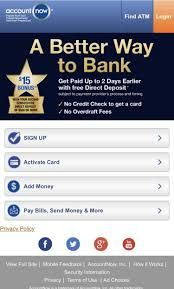 Mastercard is a registered trademark. Prepaid Cards Accountnow For Android Apk Download