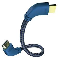 Купить <b>кабель HDMI</b> 1.5 м, Inakustik <b>Inakustik Premium</b> 90° <b>кабель</b> ...