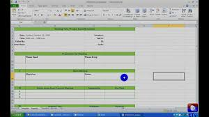 Use Templates How To Use Templates In Excel 2010