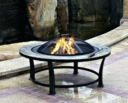 tabletop fire pit tabletop fire pit table propane kit wood burning stone small best for round tabletop fire pit