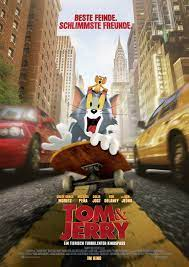 Tom & Jerry - Film 2021 - FILMSTARTS.de