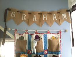 8 Best Party Burlap Banners Images On Pinterest  Burlap Banners Baby Shower Burlap Banner