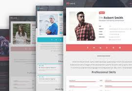 Free Resume Theme WordPress