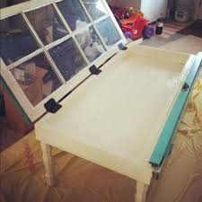 window frame coffee table plans