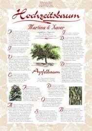2506 0407 Apfelbaum Hochzeitsbaum Der Liebe Lebensbaum