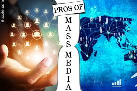 weighing the pros and cons of mass media what you need to know the wide reach offered by mass media is phenomenal and has the ability to cover a global audience