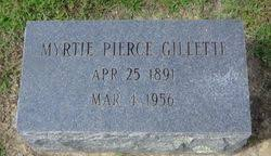 "Myrtle Theresa ""Myrtie"" Pierce Gillette (1891-1956) - Find A Grave Memorial"