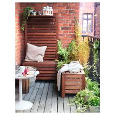 Balcony Bench Storage Bench Outdoor Brown Stained Cm Storage Bench Outdoor  Storage Bench Outdoor Brown Stained
