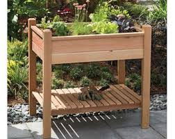 elevated garden bed. Elevated Garden Bed Planter Box