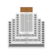 Count Basie Seating Chart Count Basie Orchestra Seattle March 3 28 2020 At Benaroya