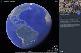 See a map of 3D coverage in Google Earth – Google Earth and Earth ...