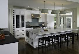 Stainless Steel Kitchen Island With Seating Design 2017 Pertaining To  Remodel 12