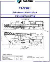 Tt 300xl 30 Ton Capacity 27 2 Metric Tons Hydraulic Truck