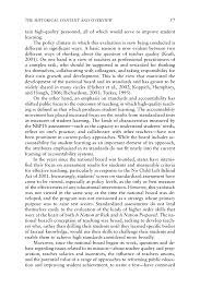the historical context and overview of the national board  page 57