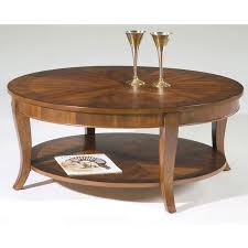 Round Coffee Table Bradshaw Round Coffee Table Coffee Tables At Hayneedle