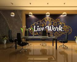 office wall murals. Office Wall Mural In NYC Murals T
