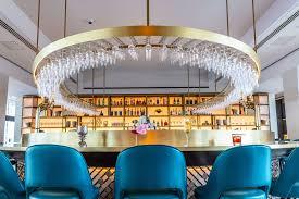 Vivi Design The Beautifully Designed Interior Of Vivi Restaurant In