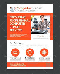 Computer Repair Flyer Template Stunning Credit Repair Flyer Website Template Best Word Pictures Business