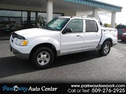 Used 2003 Ford Explorer Sport Trac XLT Crew Cab Pickup in Deer Park ...