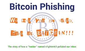 Bitcoin Phishing The N1ghtm4r3 Emails Hashed Out By The