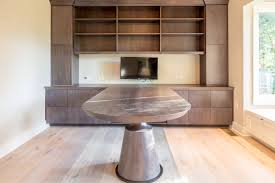 Built In Desk Designs Custom Built Home Office