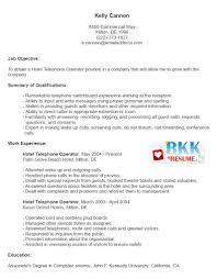 Printable Resume Examples Resume Templates Resume For Study Telephone  Operator Resume Telephone Operator Resume Driverlayer Printable