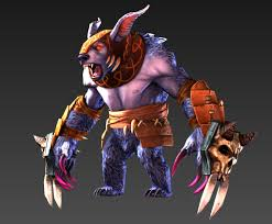 ursa dota2 hes cool games pinterest character design