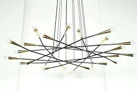 rewire chandelier painted rewire custom multi arm flat chandelier for rewire vintage chandelier
