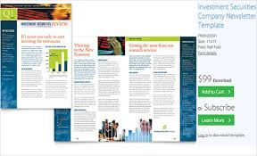 Education Newsletter Templates Best Investment Newsletter The 7 Best Investment Newsletters