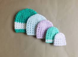 Free Crochet Baby Bonnet Pattern Cool Decoration