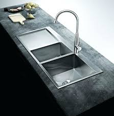 top mount stainless steel sinks handmade stainless steel kitchen sink double bowl with drainboard top mount 16 gauge top mount double bowl stainless steel