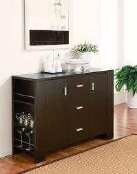 kitchen buffet storage cabinet interior