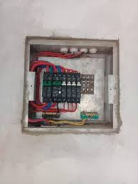 I can see where you drew in wiring but don't see anything behind it. Db Board Repairs Randburg 0810432004 Electrical Services Randburg