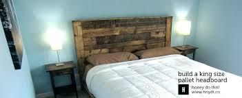 enjoyable ideas french cleat headboard diy shelf lanota club build a king sized pallet hanger