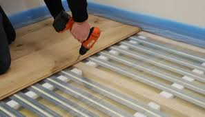 Sind die günstigen hobeldielen aus dem baumarkt das richtige material? Thermolutz Fussbodenheizung System Econom Flex Thermolutz