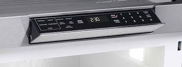 sharp 30 microwave drawer. Interesting Drawer Sharp 30 Inch Microwave Drawer SMD3070AS Hidden Control Panel On The  SMD3070AS  For