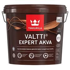 <b>Антисептик ТИККУРИЛА VALTTI EXPERT</b> AKVA EP 2,7л - купить в ...