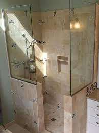 Doorless Shower Design Pictures Shower Stall Designs Without Doors Doors Ideas