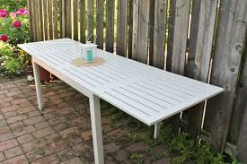white outdoor patio furniture. white outdoor table by ebay patio furniture for ideas u
