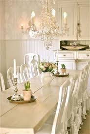 shabby chic dining shabby chic dining room with white chairs chandelier and awesome hutch shabby chic