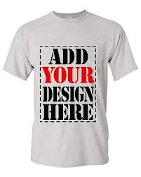 Make Your Shirt Design Your Own Shirt Customized T Shirt Add Your Picture Photo Text Print