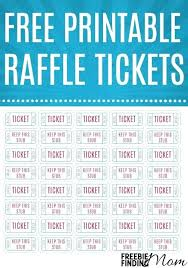 Editable Raffle Ticket Template Luxury Template For Raffle Tickets Print Your Own Free Printable