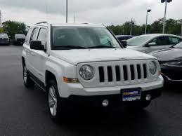 jeep patriot 2014 white.  Jeep White 2014 Jeep Patriot Latitude For Sale In Brandywine MD To