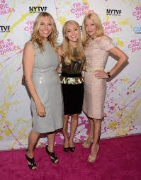 Candace Bushnell Candace Bushnell And Amy B Harris Photos Photos The Carrie