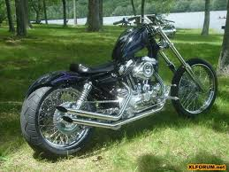advise on over fork tubes the sportster and buell motorcycle