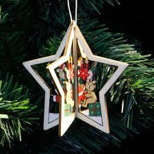 Online Shop <b>1PC New</b> Christmas Tree Ornaments Hanging Xmas ...